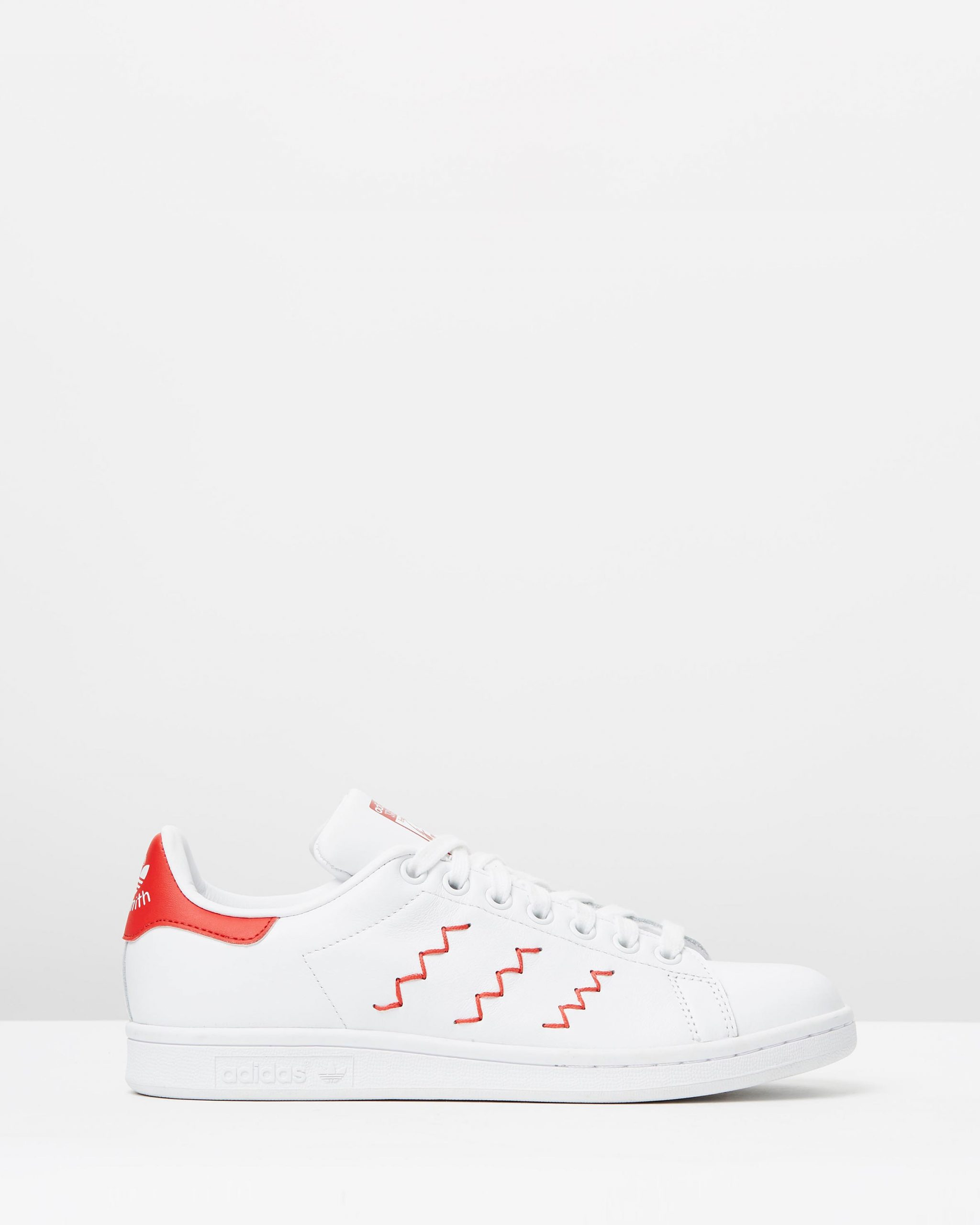 Adidas Women's Stan Smith W Red/White