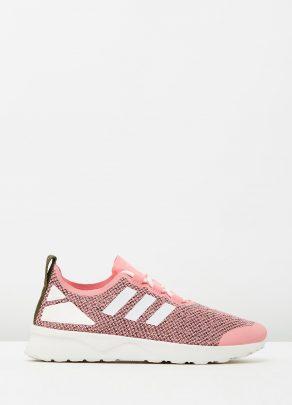 Adidas Womens ZX Flux ADV Verve W Pink 1