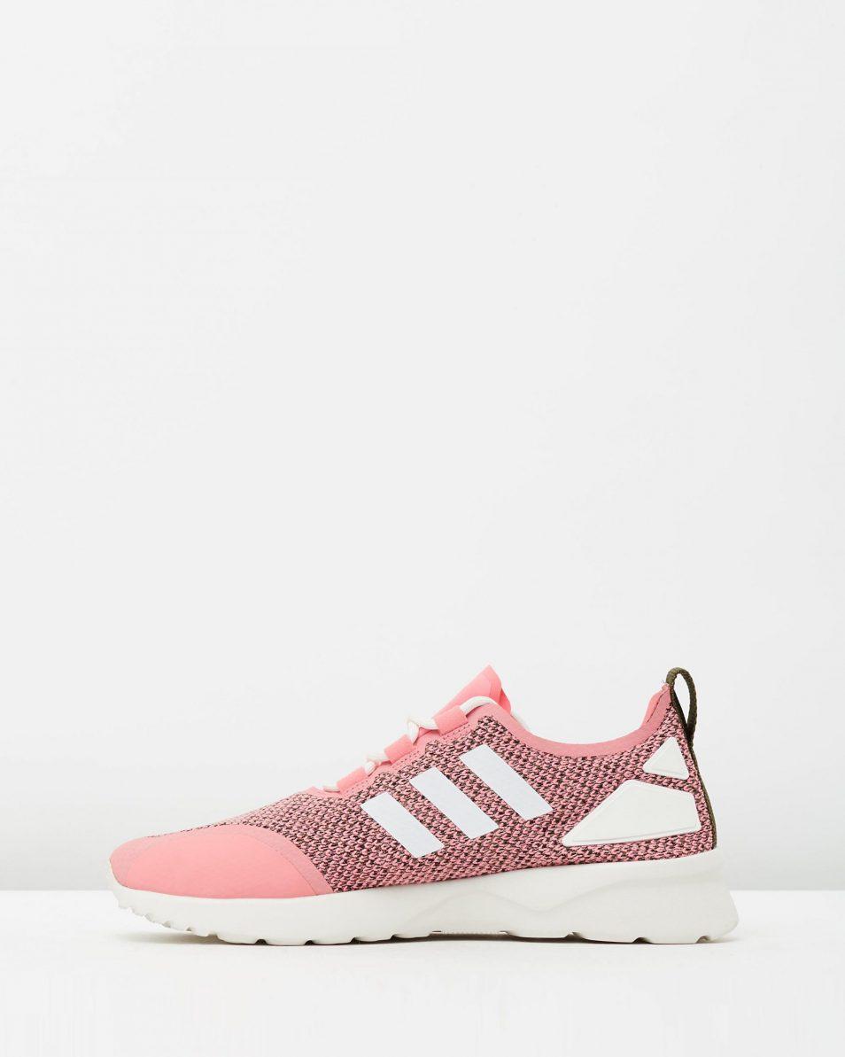 Adidas Womens ZX Flux ADV Verve W Pink 3