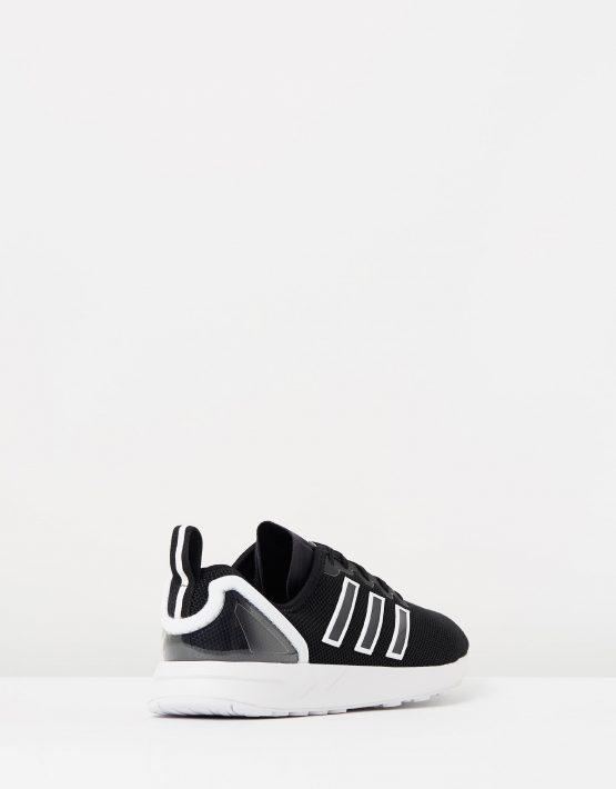 Adidas Womens ZX Flux ADV Virtue W CORE BLACK 2