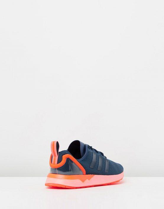 Adidas ZX Flux ADV Blue Orange 2