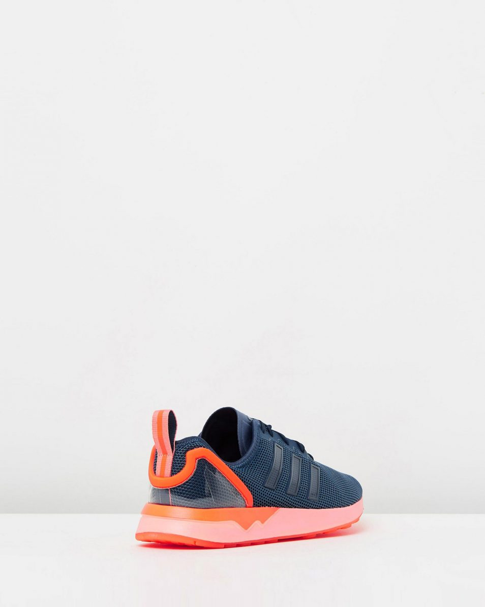Adidas ZX Flux ADV Blue Orange 2