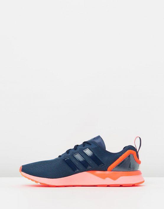 Adidas ZX Flux ADV Blue Orange 3