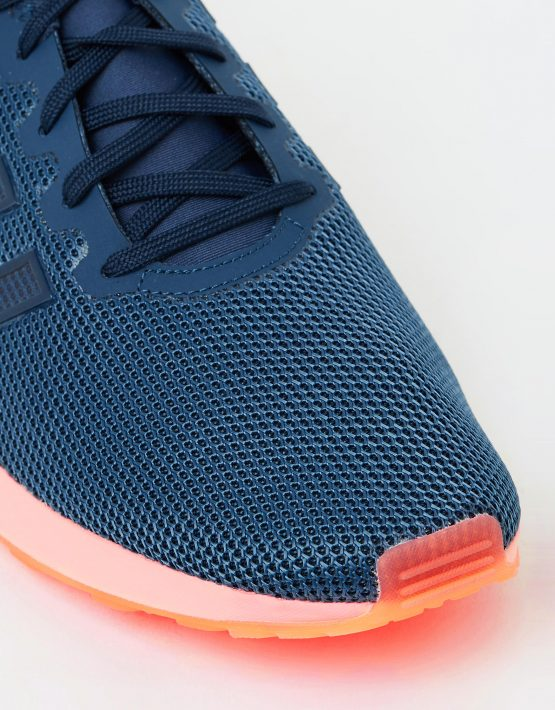 Adidas ZX Flux ADV Blue Orange 4