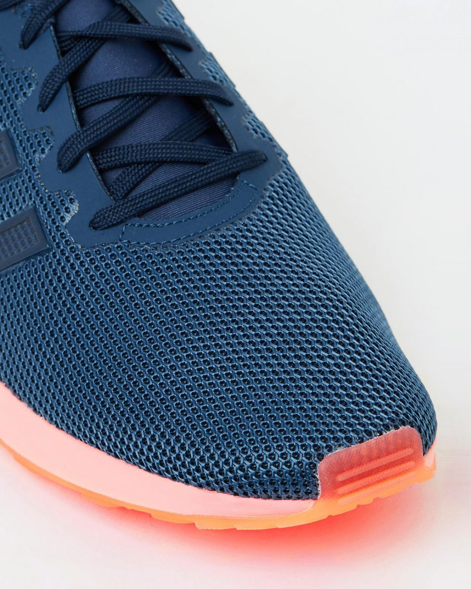 Adidas ZX Flux ADV Blue Orange 4