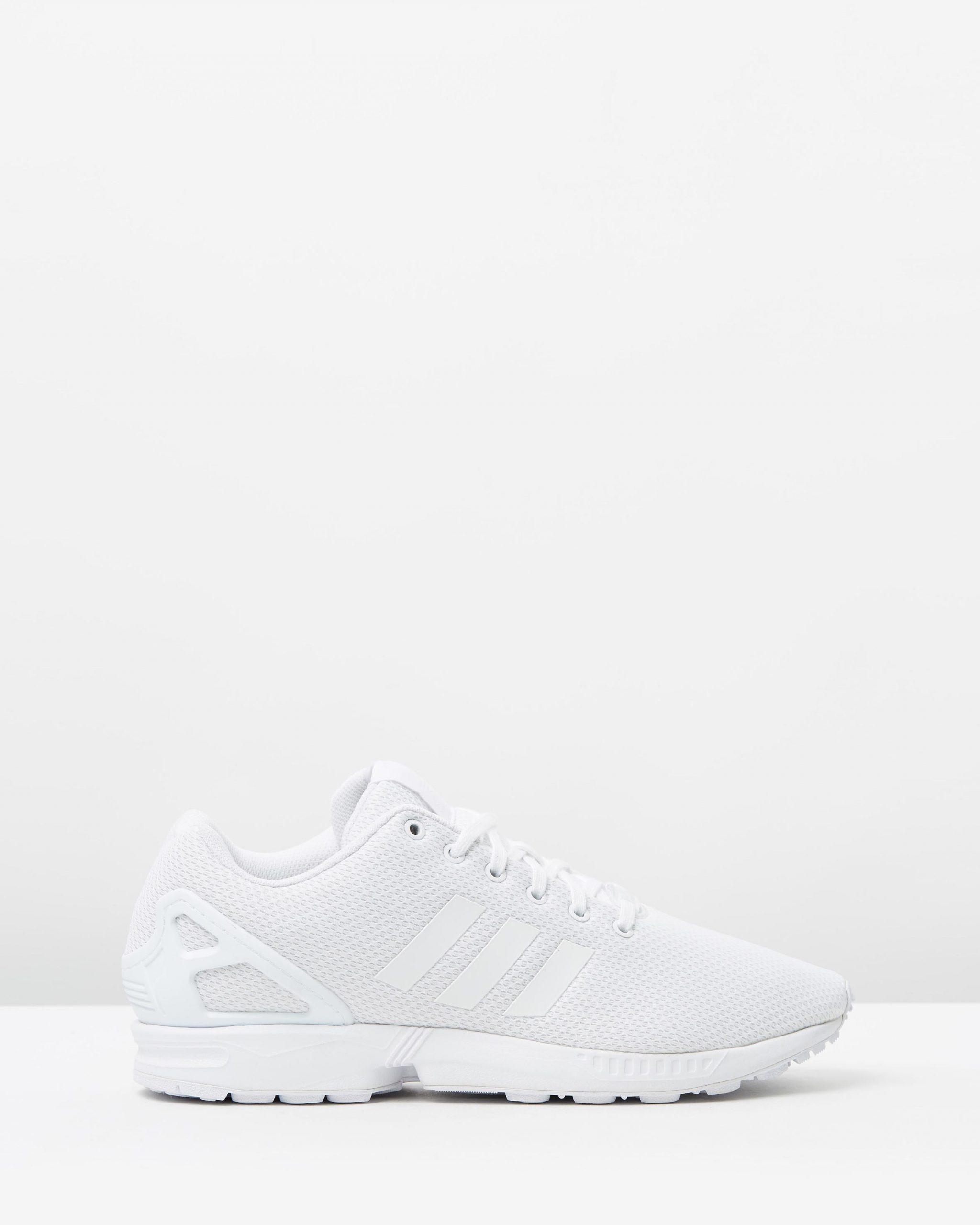 Adidas Women's ZX Flux FTWR White