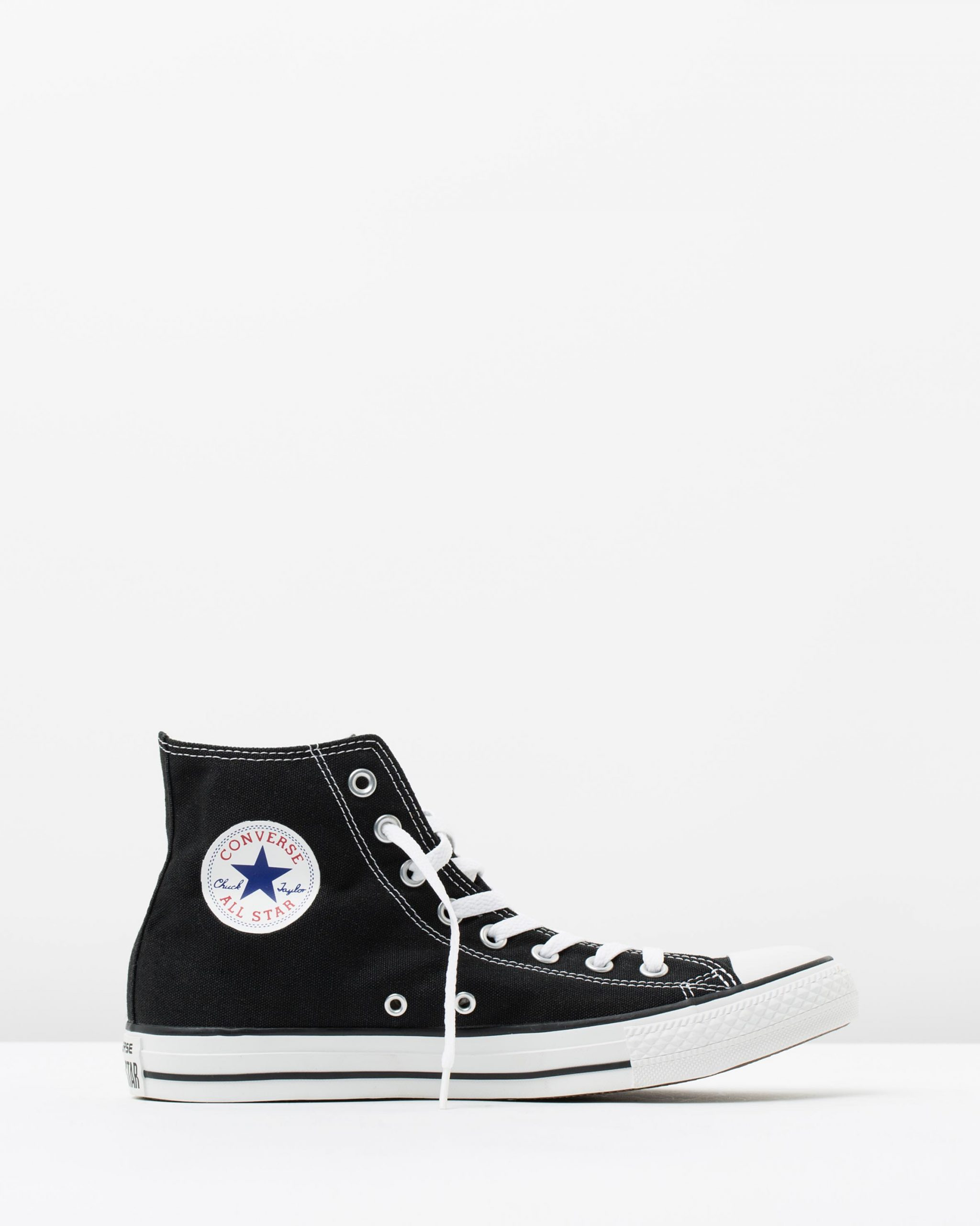 Converse Chuck Taylor All Star Hi Womens Black