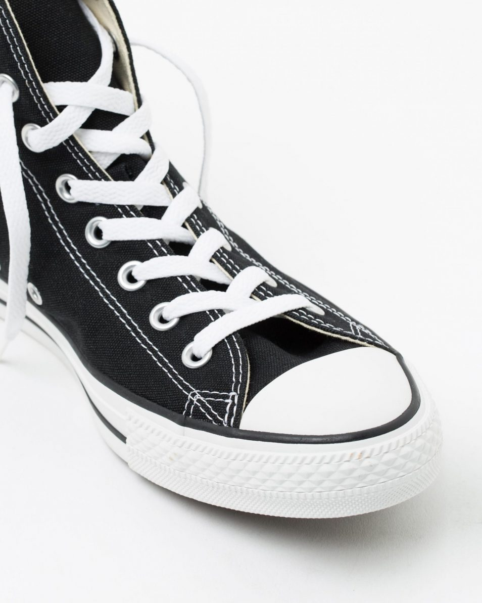 Converse Chuck Taylor All Star Hi Womens Black 4