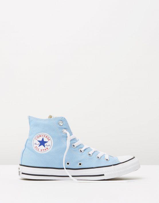 Converse Chuck Taylor All Star Hi Womens Blue Sky 1