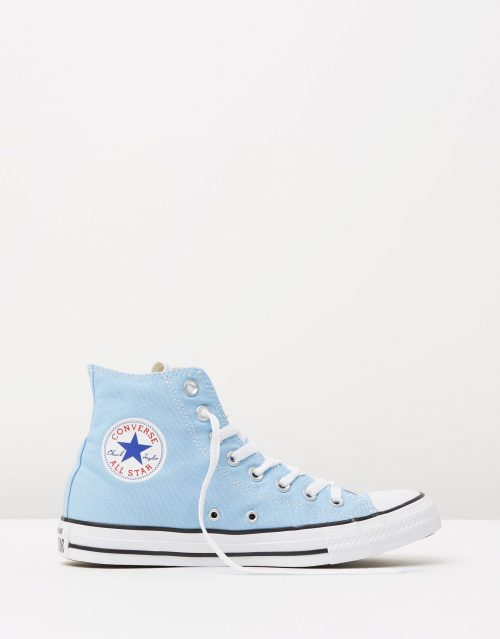 Converse Chuck Taylor All Star Hi Womens Blue Sky 1