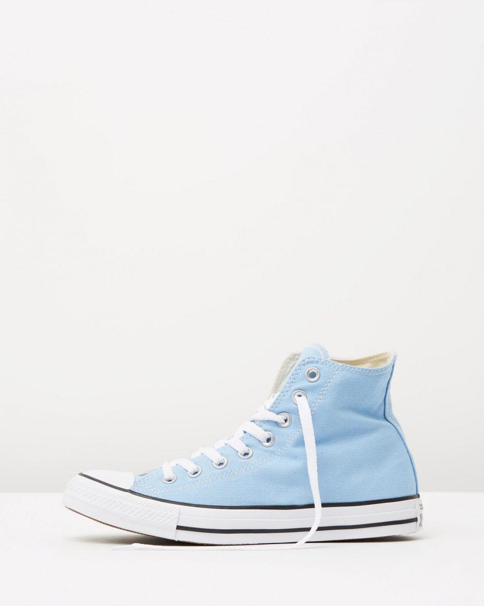 Converse Chuck Taylor All Star Hi Womens Blue Sky 3