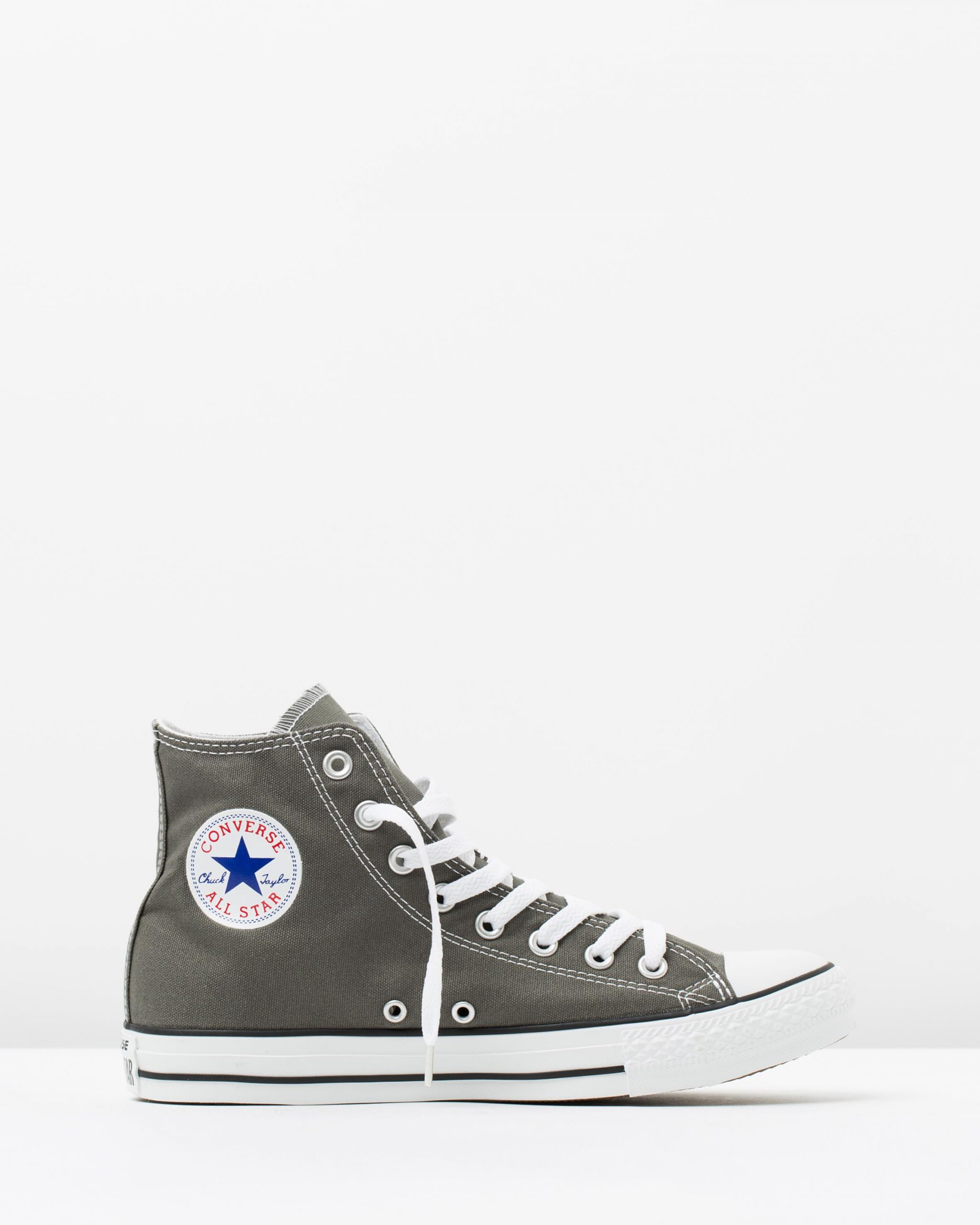 Converse Chuck Taylor All Star Hi Womens Charcoal
