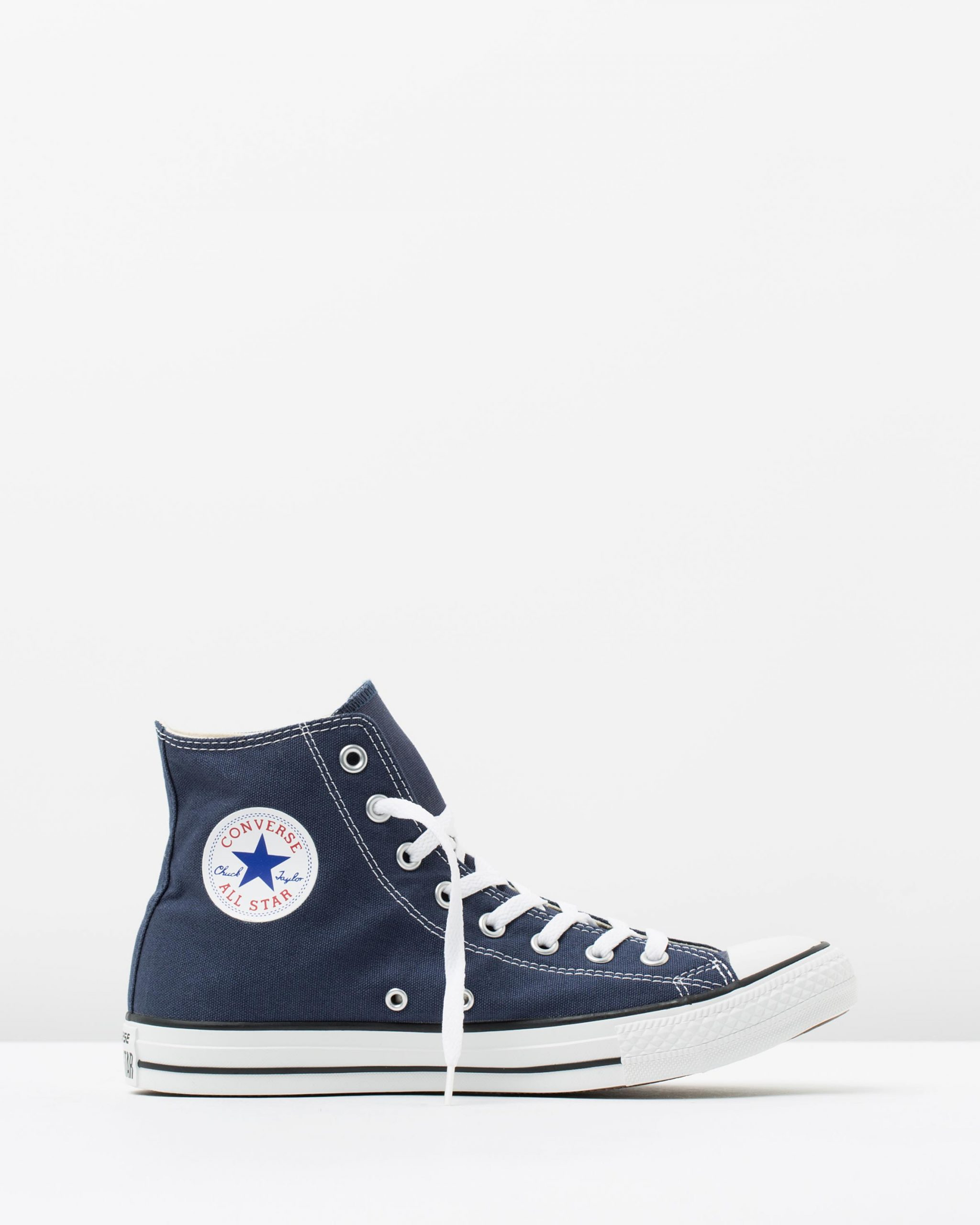 Converse Chuck Taylor All Star Hi Womens Navy