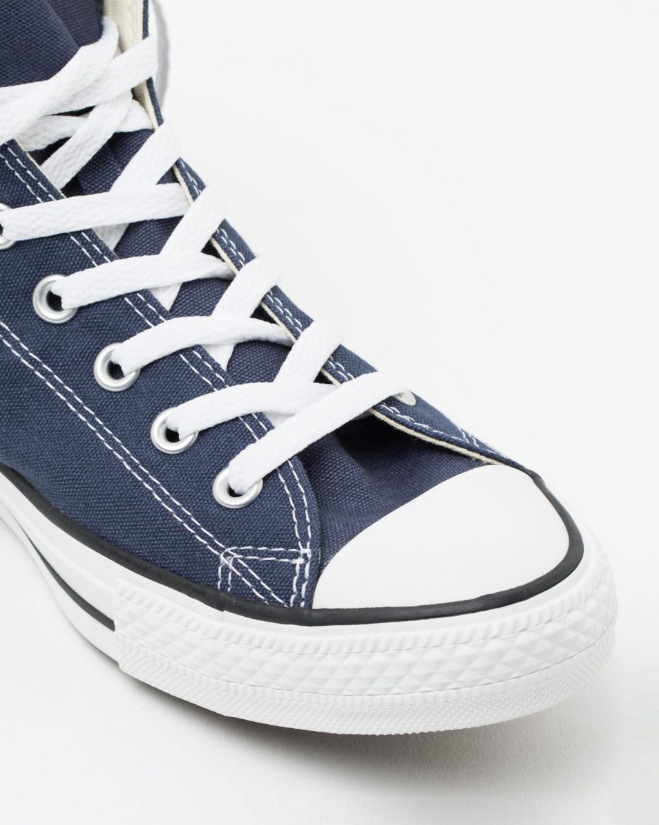 Converse Chuck Taylor All Star Hi Womens Navy 4