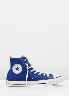 Converse Chuck Taylor All Star Hi Womens Roadtrip Blue 1