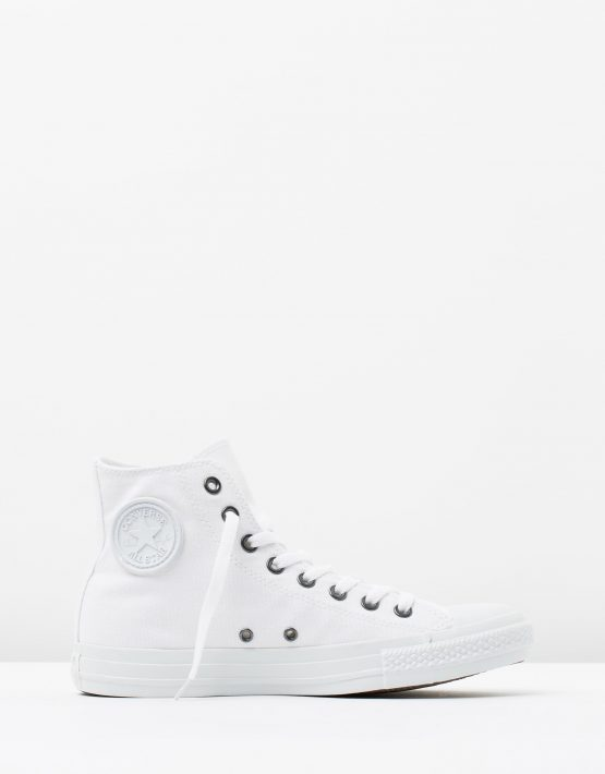 Converse Chuck Taylor All Star Hi Womens White Monochrome 1