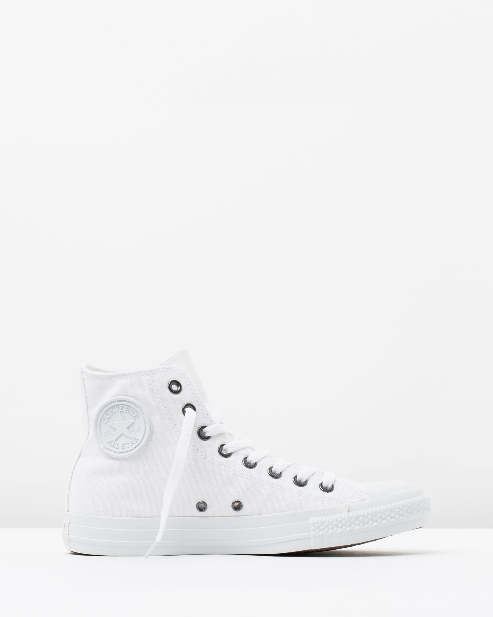 Converse Chuck Taylor All Star Hi Womens White Monochrome
