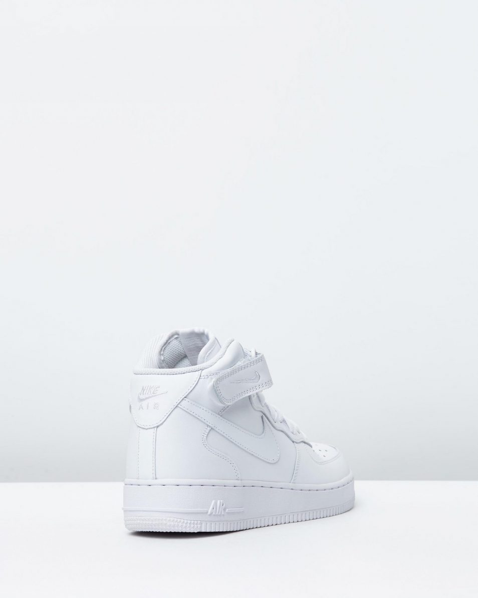 Nike Air Force 1 Mid 07 LE White 2