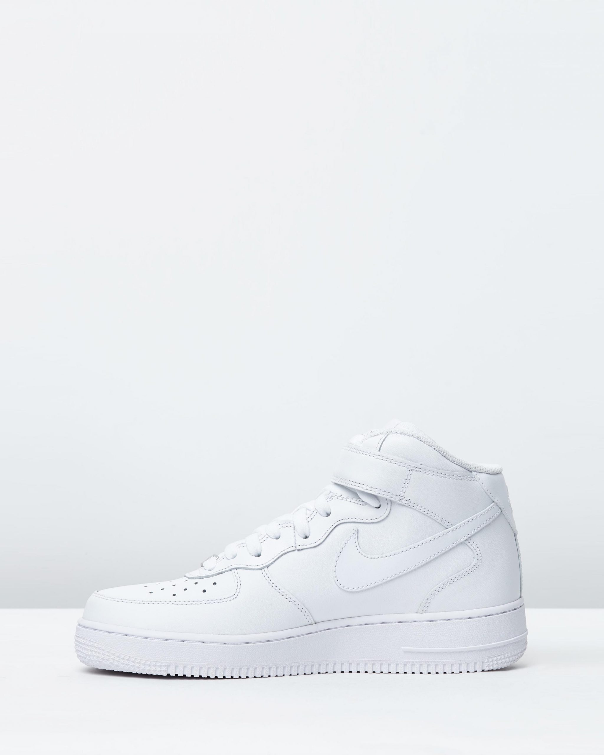 césped Actor armario  Nike Air Force 1 Mid '07 LE White | 95Gallery.com