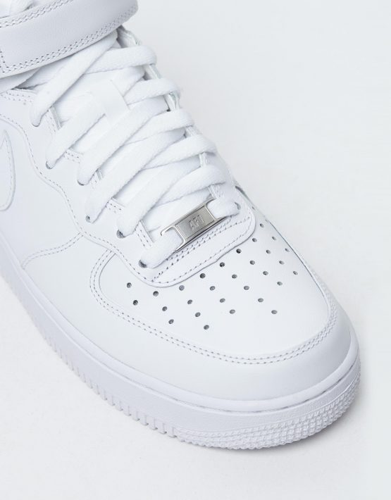 Nike Air Force 1 Mid 07 LE White 4