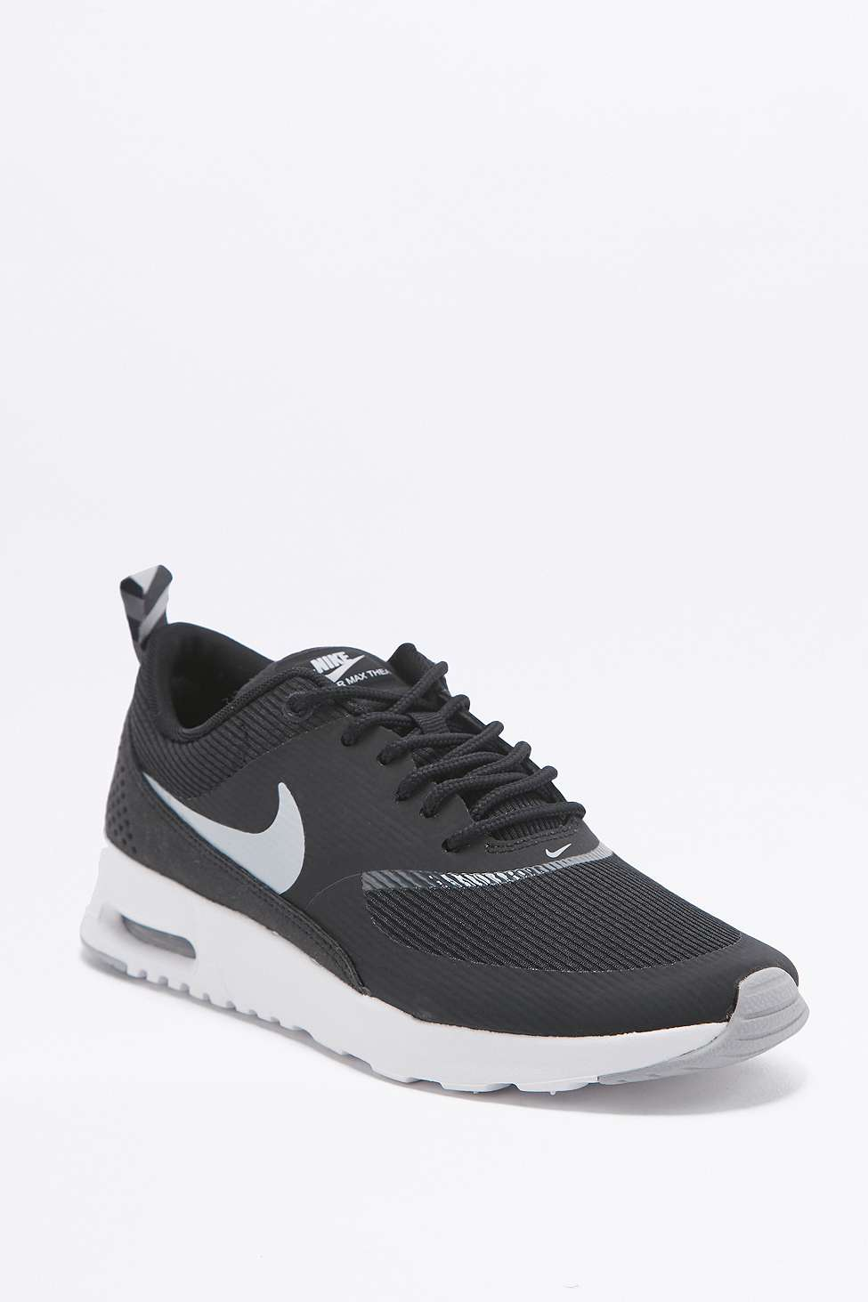 Nike Air Max Thea Black and White Trainers
