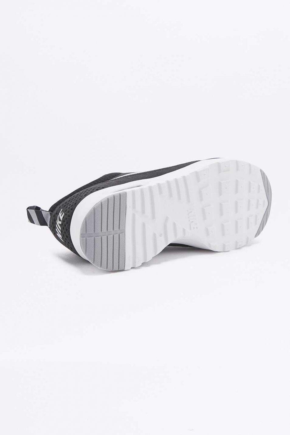 Nike Air Max Thea Black and White Trainers 5