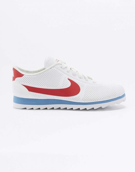 Nike Cortez Ultra Moire Red White and Blue Trainers 2