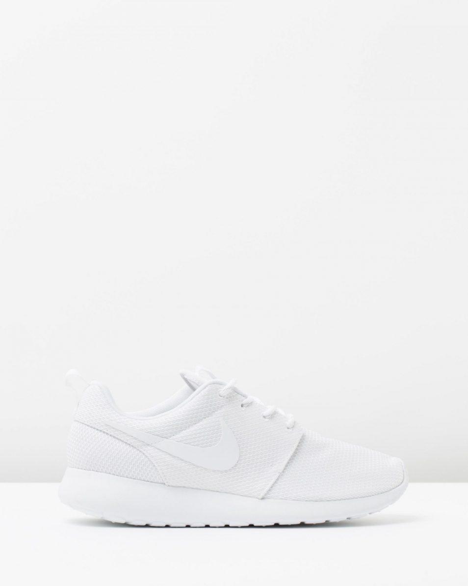 Nike Wmns Roshe Run White 1