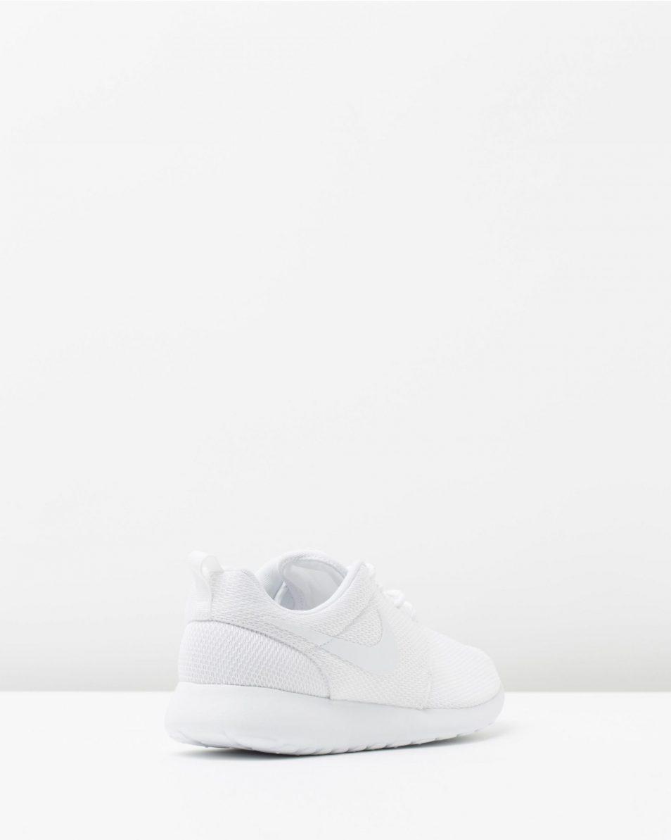 Nike Wmns Roshe Run White 2