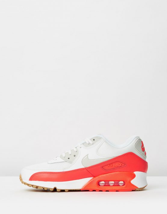Nike Womens Air Max 90 Essential Summit White 3