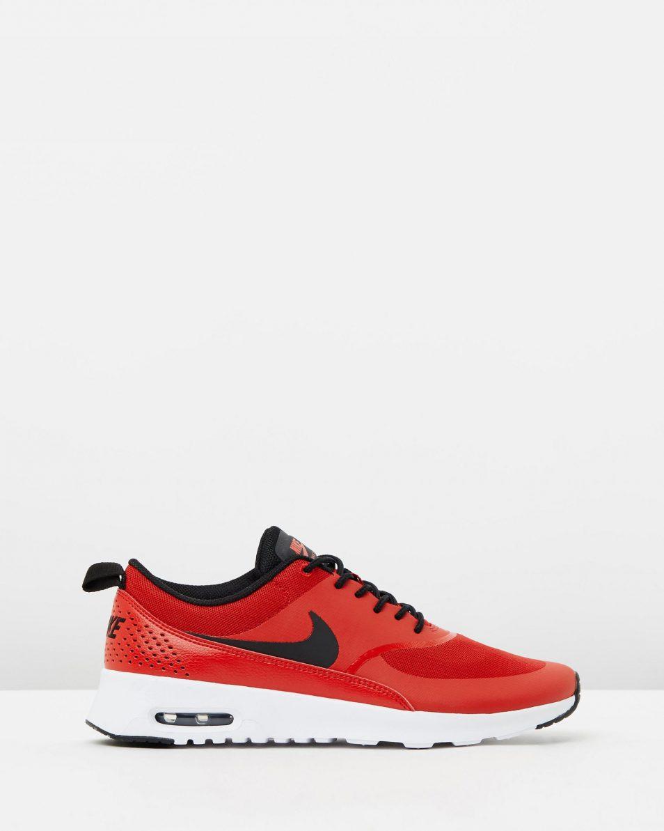 Nike Womens Air Max Thea University Red 1