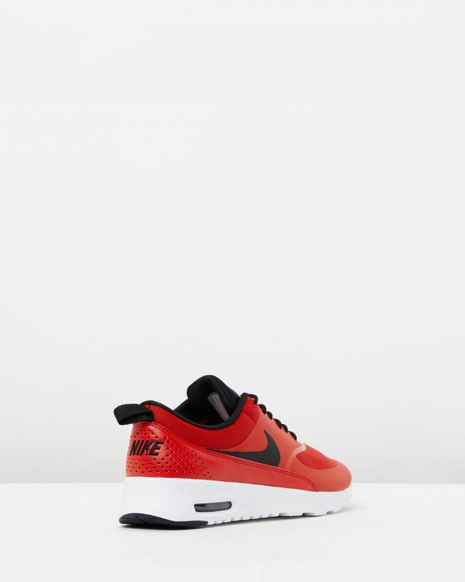 Nike Womens Air Max Thea University Red 2