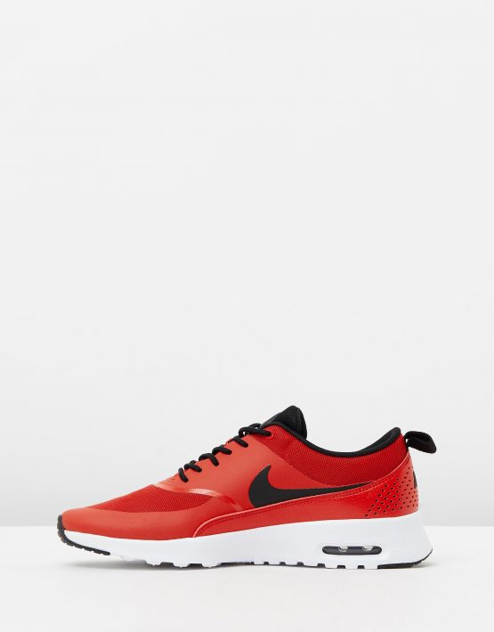 Nike Womens Air Max Thea University Red 3
