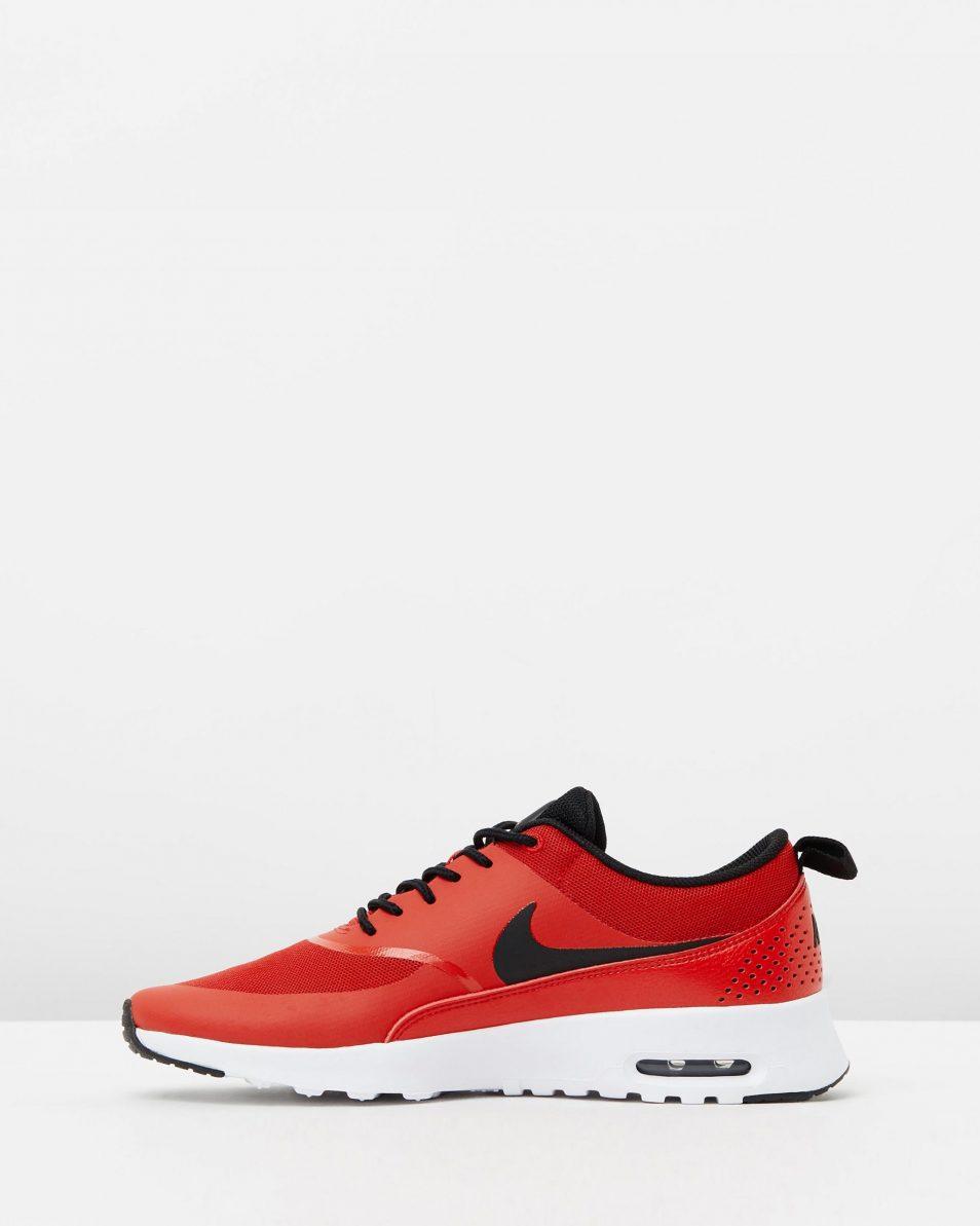 Nike Womens Air Max Thea University Red 3