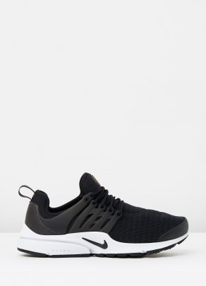 Nike Womens Air Presto Black 1