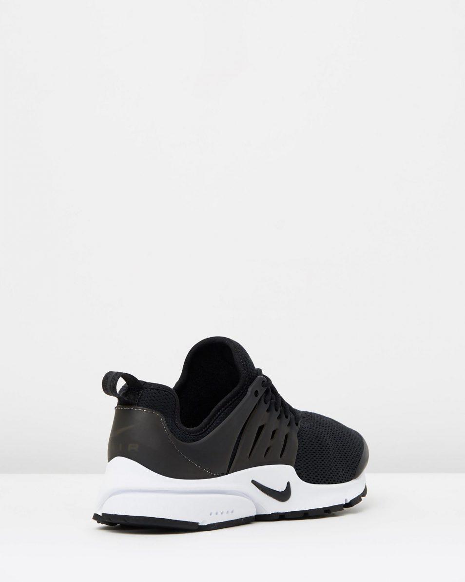 Nike Womens Air Presto Black 2