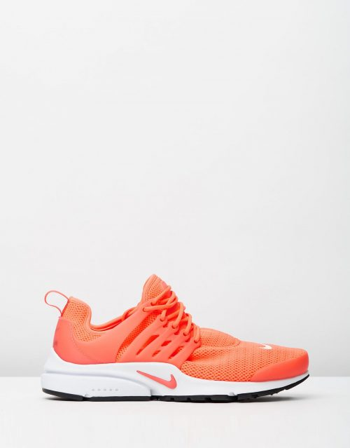Nike Womens Air Presto Neon Orange 1