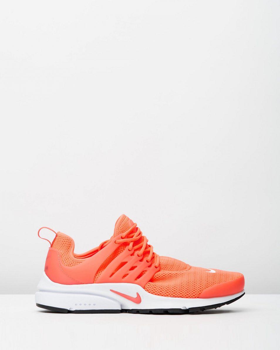 Nike Womens Air Presto Neon Orange 1