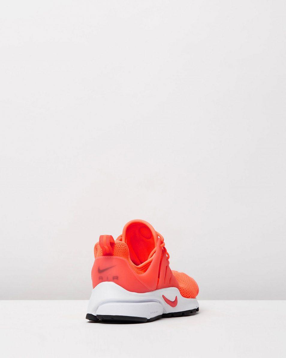 Nike Womens Air Presto Neon Orange 2