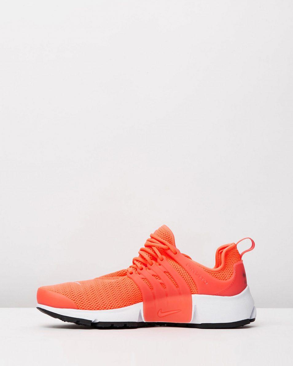 Nike Womens Air Presto Neon Orange 3