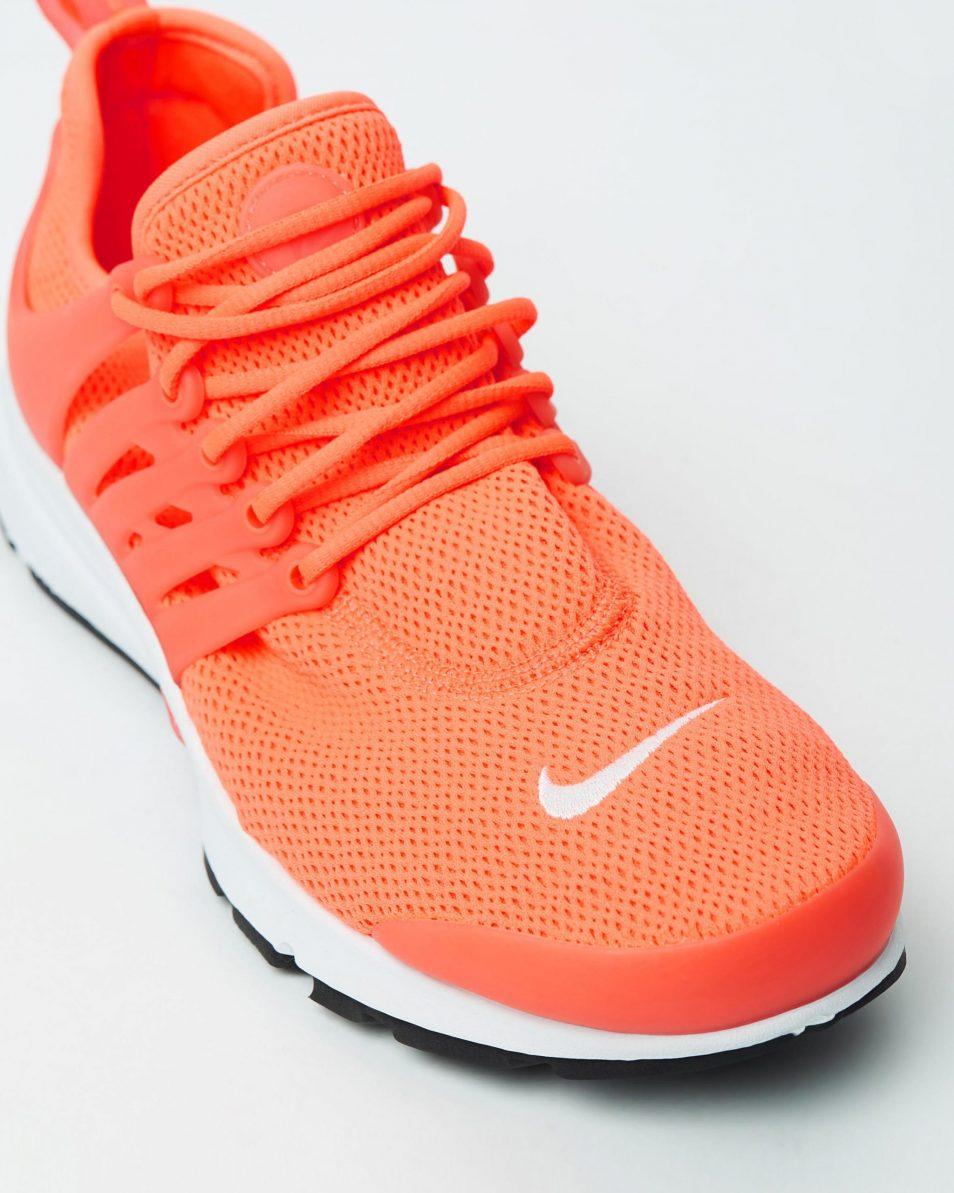 Nike Womens Air Presto Neon Orange 4