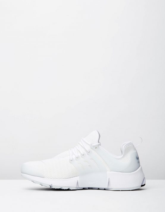 Nike Womens Air Presto White 3