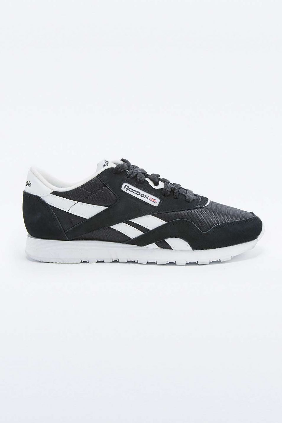 Reebok Classic Black and White Trainers 2 1