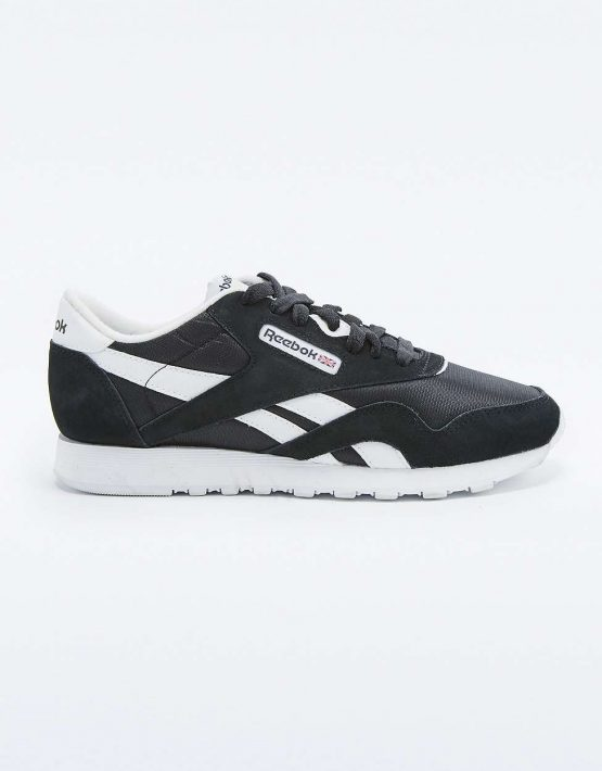 Reebok Classic Black and White Trainers 2