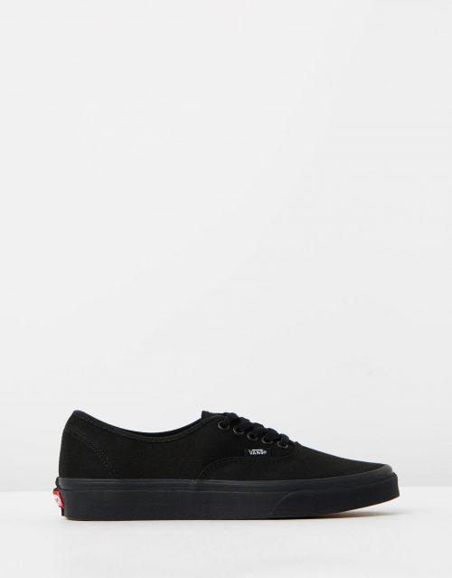 Vans Authentic Black 1
