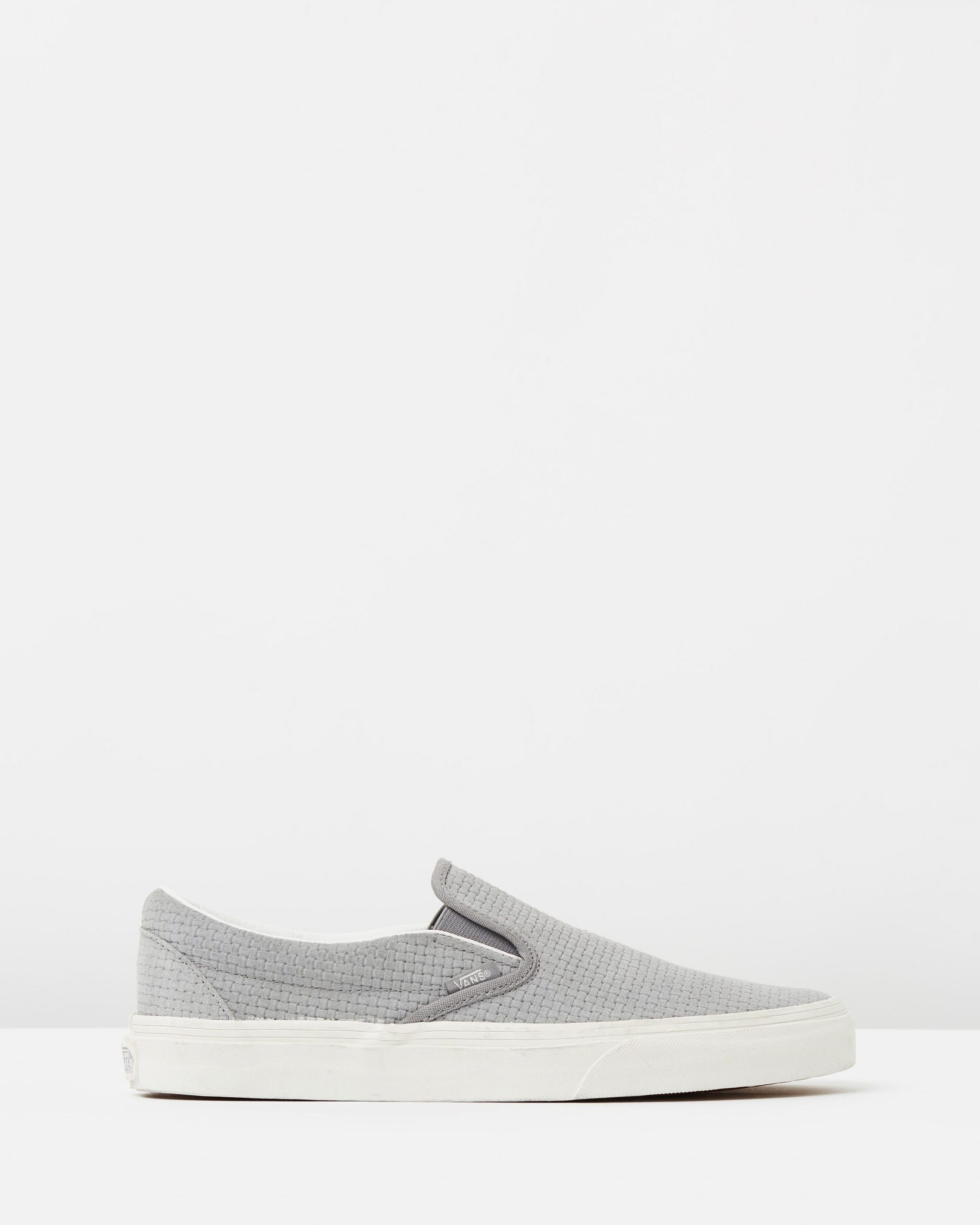 Vans Womens Classic Slip-On Wild Dove Skate Shoe