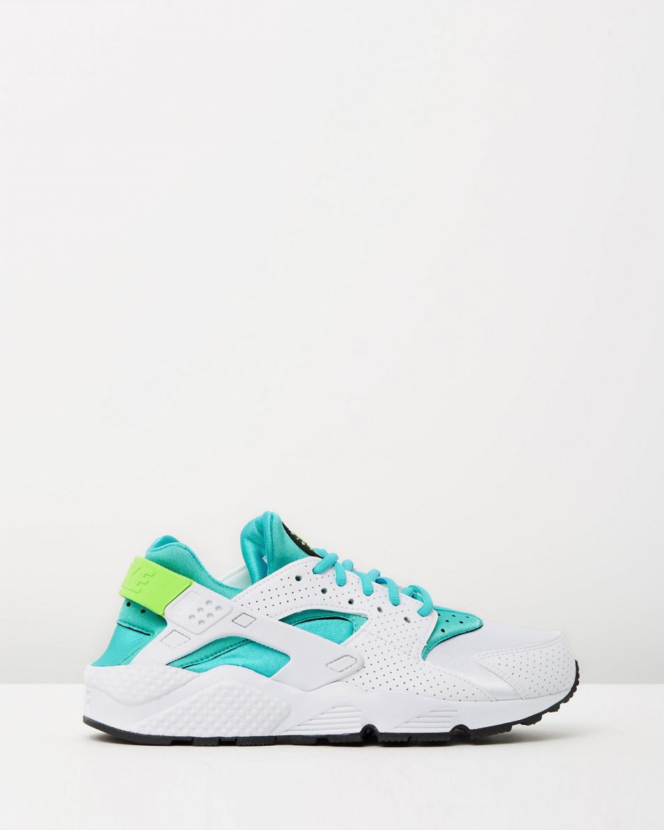 Womens Nike Air Huarache Run White Gamma 1