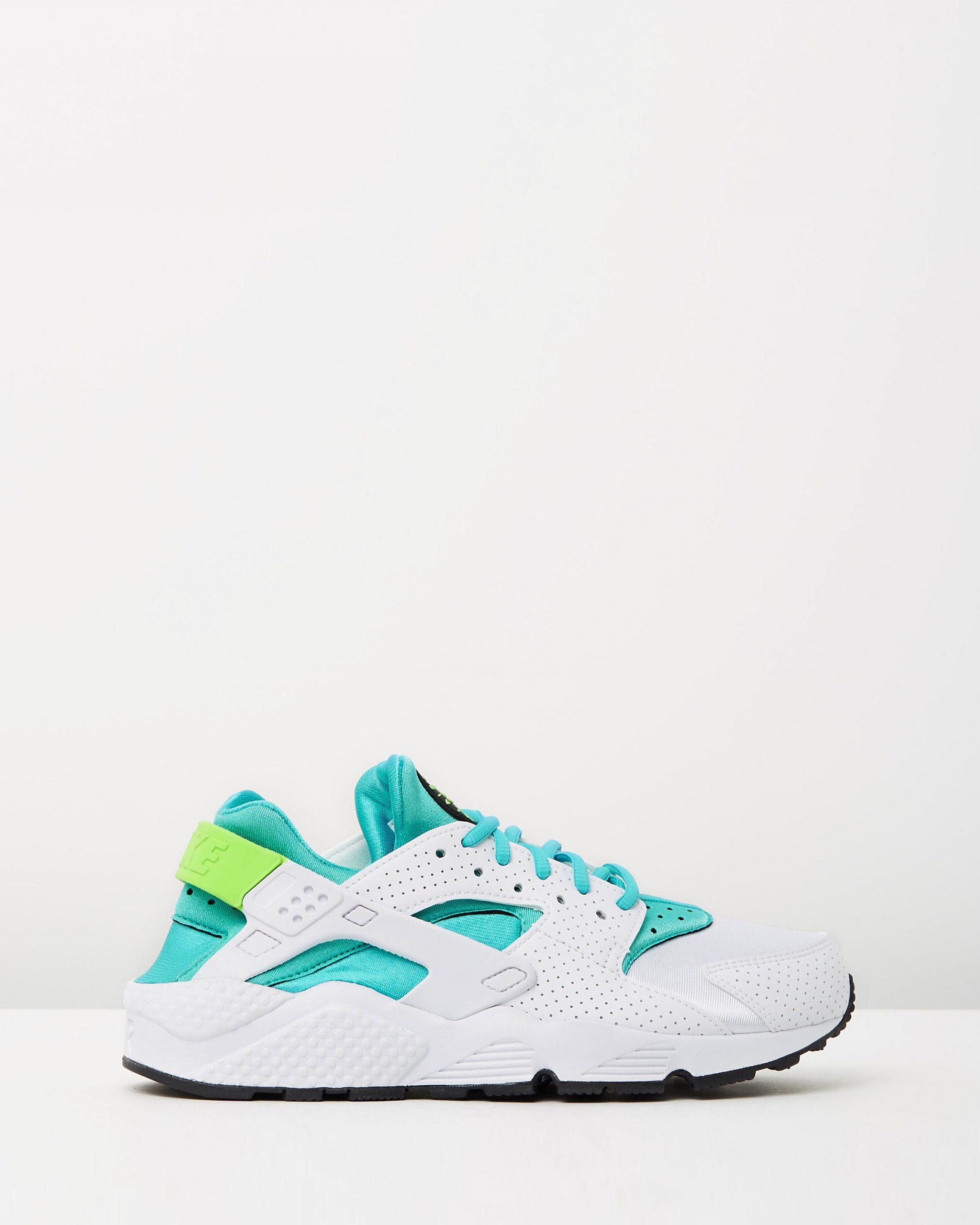 Women's Nike Air Huarache Run White/Gamma