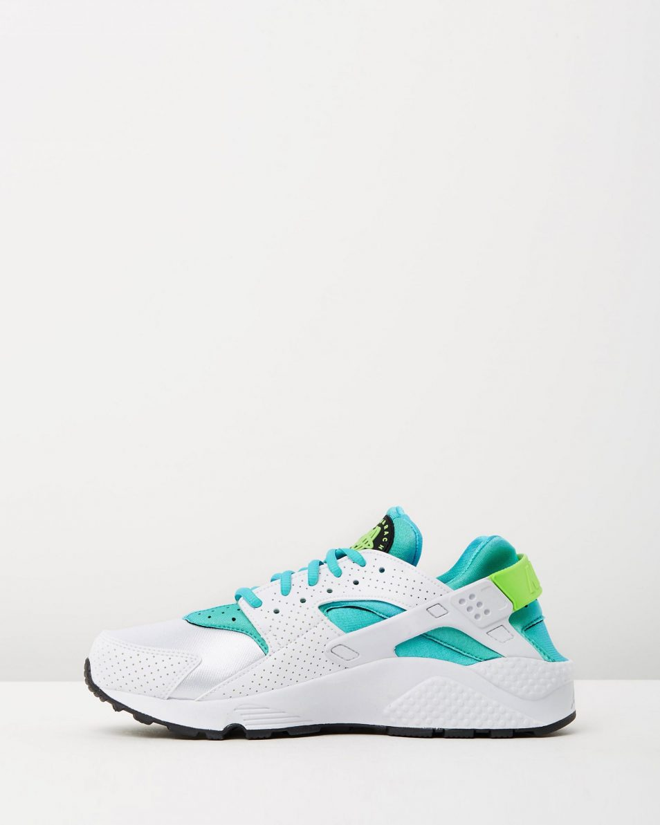 Womens Nike Air Huarache Run White Gamma 3