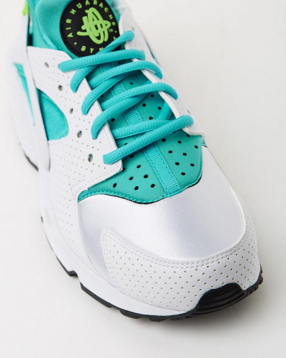 Womens Nike Air Huarache Run White Gamma 4